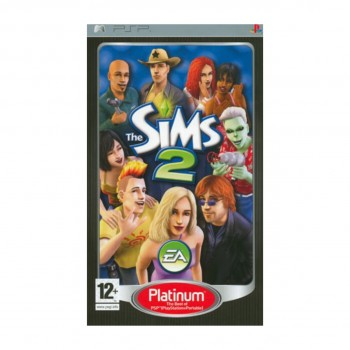 PSP The Sims 2 Platinum in...