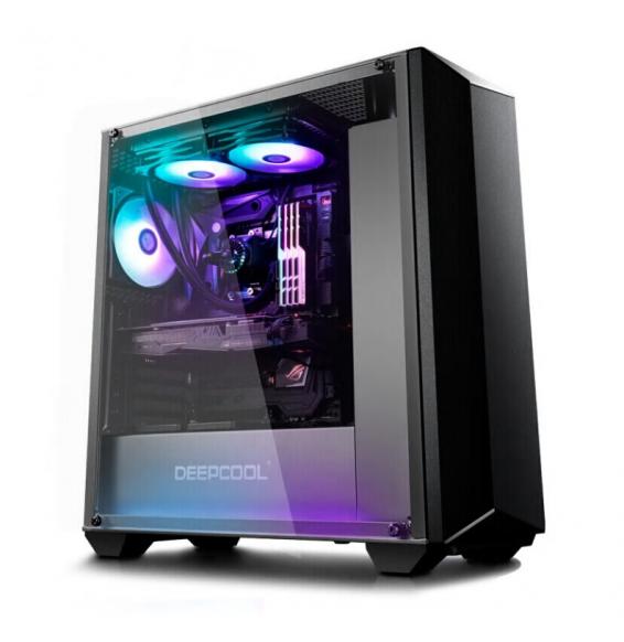 PC Gaming TUROK Intel I7 9700K - RTX 2070 SUPER OC - SSD M.2 500GB HDD Wi-Fi