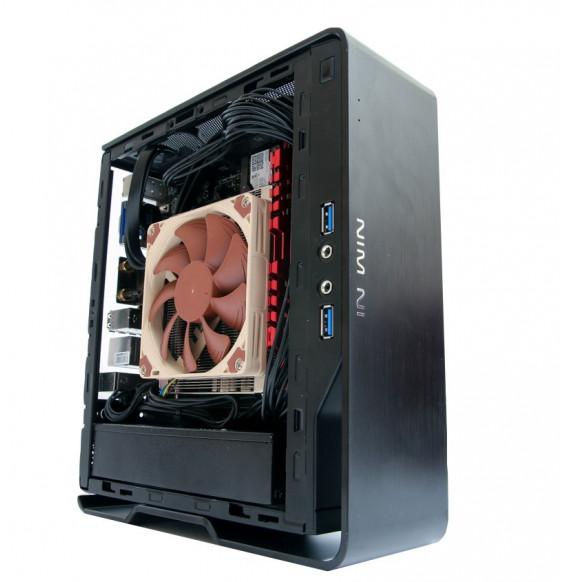 PC Mini Gaming DOM3 AMD Ryzen 3400G - 16GB 3200MHz - SSD M2 1.5 TB