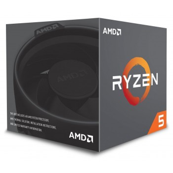 CPU AMD Ryzen 5 2600 6 core...