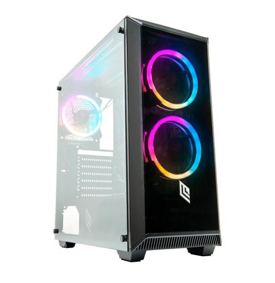 PC Gaming REKYN MAXII AMD Ryzen 2600 - Radeon RX 570 4GB - SSD HDD WI-Fi