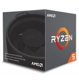 CPU AMD Ryzen 5 2600X 6...