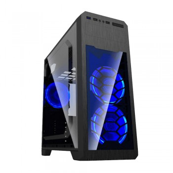 Case GameMax G563 Black -...