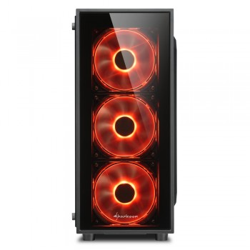 PC Gaming Red EGG INTEL i3...