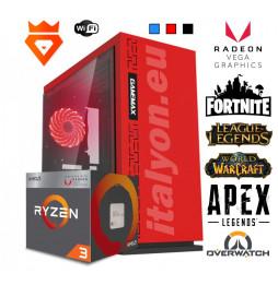PC Gaming M32 XMax Ryzen...