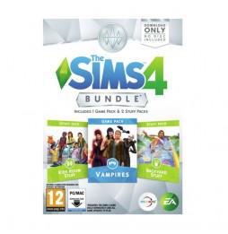 PC/MAC The Sims 4 Bundle...