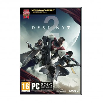 PC Destiny 2 in Italiano...