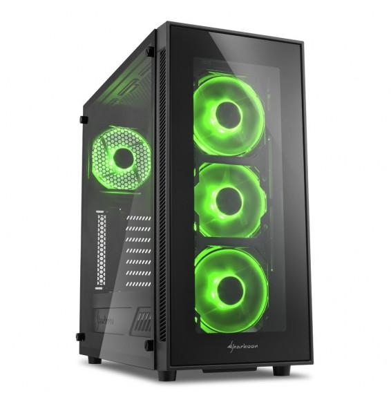 PC Gaming THOR4 AMD Ryzen 3600 4.2GHz 16GB DDR4 - Radeon RX 5700 8GB - SSD 500GB