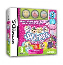 NINTENDO DS Squinkies...