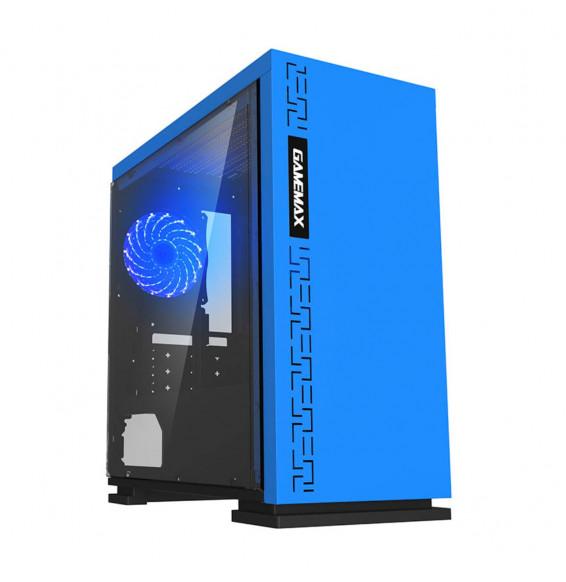 PC Gaming M34 XMax GameMax Ryzen 3400G - Radeon RX Vega 11 - SSD 480GB - Wi-Fi