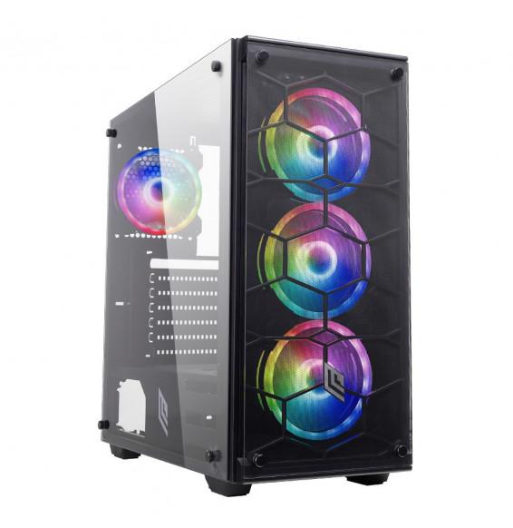 PC Gaming MA55 AMD Ryzen 3 1200 DDR4 - GTX 1050Ti 4GB - HDD 1TB