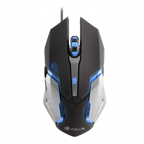 Mouse Gaming NGS GMX-100 Mouse Multicolor