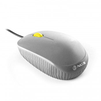 Mouse NGS FLAME GRAY Ottico...