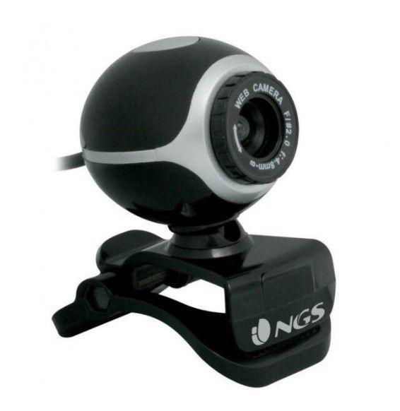 Webcam NGS XPRESS CAM 300K WEBCAM + Microfono incorporato