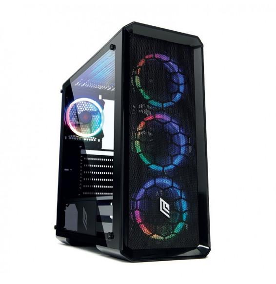 PC Gaming Falkor Z6 Intel I5 9600KF 4.6GHz 16GB DDR4 - NVIDIA RTX 2070 SUPER - SSD HDD