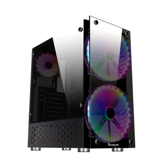 PC Gaming CRK12 Intel i5 9400F 4.1GHz 16GB DDR4 - NVIDIA RTX 2060 6GB - SSD 500GB HDD 1TB Wi-Fi