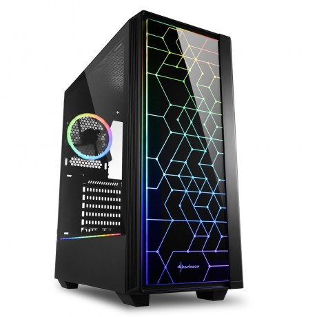PC Gaming XTR4 AMD Ryzen 5 2600X - NVIDIA RTX 2060 6GB - 16GB DDR4 SSD 500GB