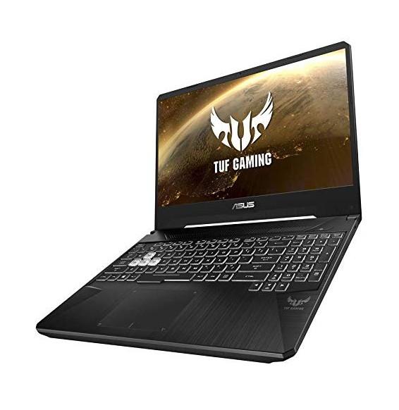 Notebook Gaming ASUS TUF Nero AMD Ryzen 7 3750H 16GB DDR4 - GTX 1650 4GB SSD 500GB HDD 1TB Wi-Fi