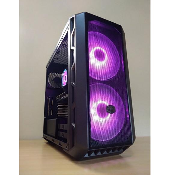 PC Gaming GMAX SX7 AMD RYZEN 7 2700X 8 Core - 16GB DDR4 3200MHz - RADEON RX 5700XT 8GB - SSD M2 500GB
