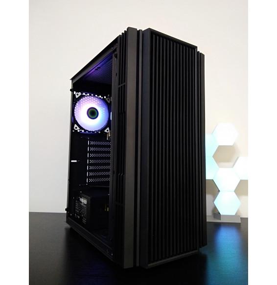 PC Gaming M52 KMAX Amd Ryzen 3 3100 4.0GHz - NVIDIA GeForce GTX 1650 Super 4GB - SSD DDR4 - Fortnite low +150fps