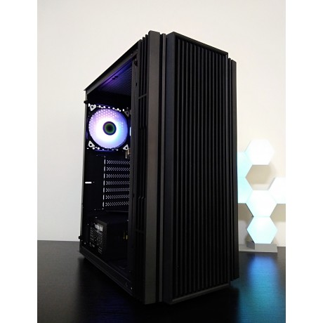 PC Gaming M13 XMax Ryzen 5 1600 - NVIDIA GeForce GTX 1050Ti 4GB - SSD