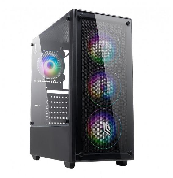 PC Gaming MiOKi F4 INTEL i5 9400F 4.1GHz - GeForce GTX 1650 4GB - 16GB DDR4 SSD 480GB