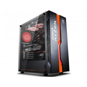 PC Gaming MSI RYZ4 AMD...
