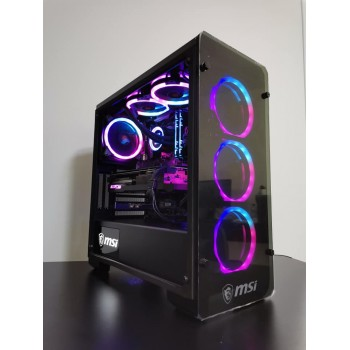 PC Gaming MSI RGB AV86 AMD...