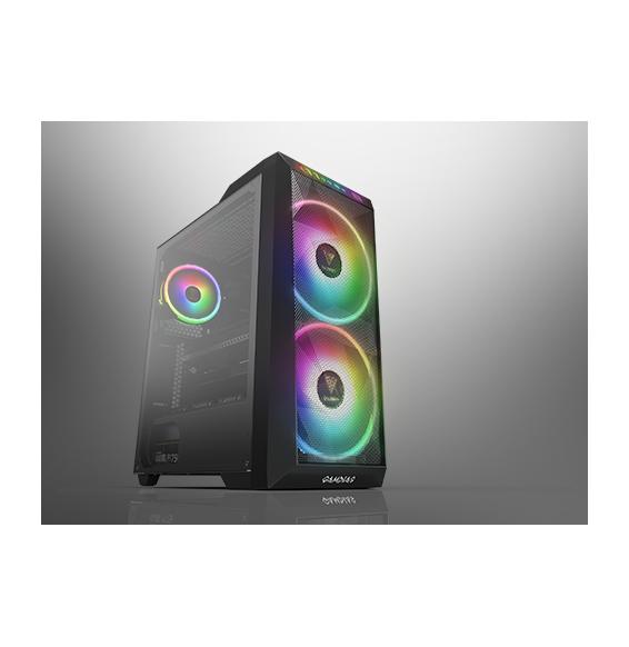 PC Gaming RK66 AMD Ryzen 5 3600 - GeForce GTX 1660 Ti 6GB - SSD HDD