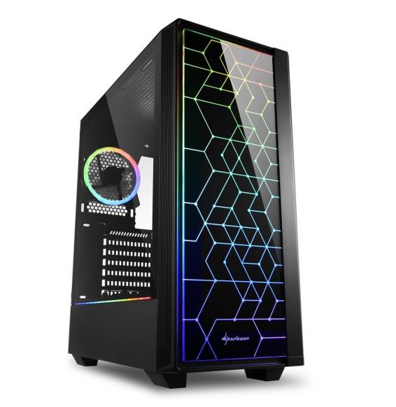PC Gaming XTR44 AMD Ryzen 5 3600XT 4.5GHz - Radeon RX 5700XT - 16GB DDR4 - SSD 1TB