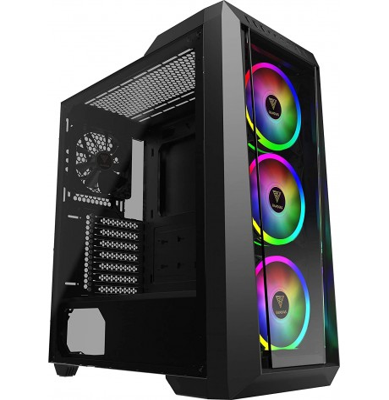 PC Gaming Telos Z2 Intel i5 10400F  4.3GHz - Radeon RX 6600XT  8GB - 16GB DDR4 SSD M2