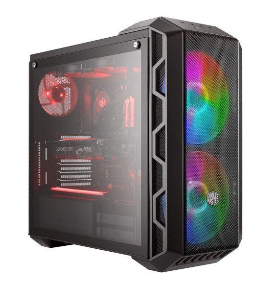 PC Gaming B89 AMD Ryzen 7 5800X - NVIDIA RTX 3070 OC 8GB - SSD M2 1TB + SSD 1TB - Wi-Fi