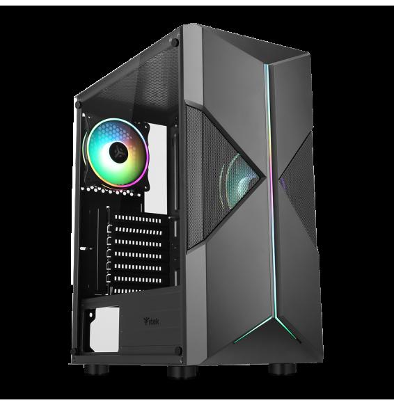 PC Gaming ARGUS R8 Intel Core i5 10400F 4.3GHz - NVIDIA GeForce RTX 2060 6GB - SSD 500GB M2 - DDR4 16GB