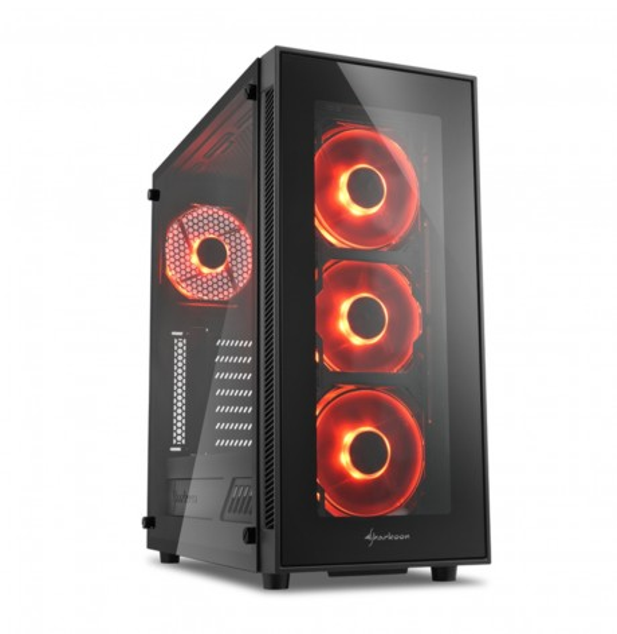 PC Gaming TG5R38 Intel I5 9400F - GTX 1660 Ti 6GB - SSD HDD - Wi-Fi