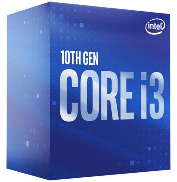 Processore CPU Intel Box Core i3 Processor i3-10100F 3,60Ghz 6M Comet Lake