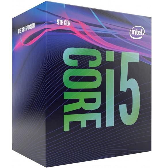 Processore CPU Intel Box Core i5 Processor i5-9600K 3,70Ghz 9M Coffee Lake