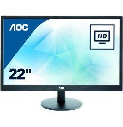 Monitor AOC E2270SWDN LCD...
