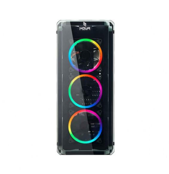 PC Gaming STEALTH S31 RGB AMD Ryzen 5 3600 4.2 GHz - DDR4 16GB RGB - RADEON RX 550 - SSD M2 1TB