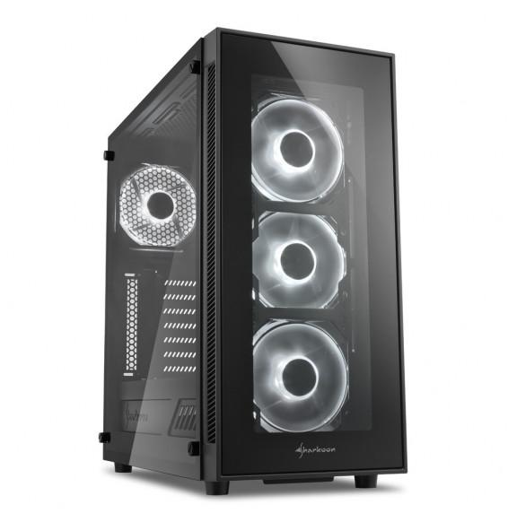 PC Gaming ARGUS Z21x Ryzen 5 3600 4.2GHz - NVIDIA GeForce GTX 1660Ti - SSD M2 500GB - DDR4 16GB