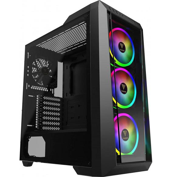 PC Gaming Telos Intel i5 F2 10400F 4.3GHz - NVIDIA GTX 1660 Ti 6GB - 16GB DDR4 SSD M2 Wi-Fi