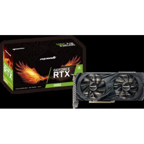 Scheda Video Manli GeForce RTX 3060 12GB GDDR6 HDMI - DP