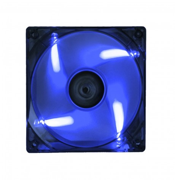 Ventola Case Itek Flow - Led Blu 12cm silent