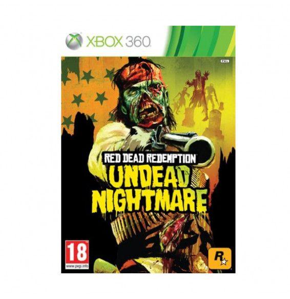 Xbox 360 Red Dead Redemption: Undead Nightmare [Edizione IT]