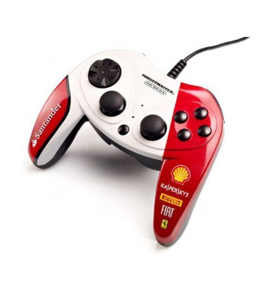 Controller THR Dual Analog Ferrari F150 - Gamepad PS3 / PC