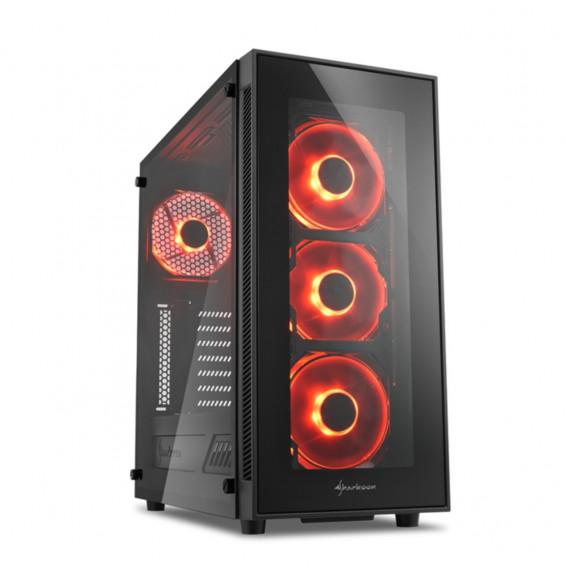 PC Gaming RTG070 Intel i5-9600K 16GB DDR4 - RTX 2070 SUPER 8GB - SSD M2 500GB Wi-Fi