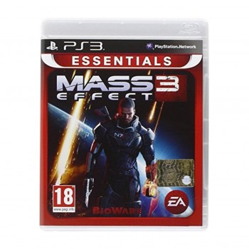 PS3 Mass Effect 3 in...