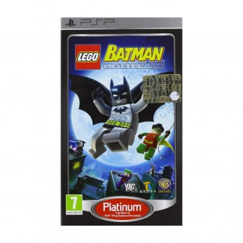 PSP Lego Batman Platinum in...