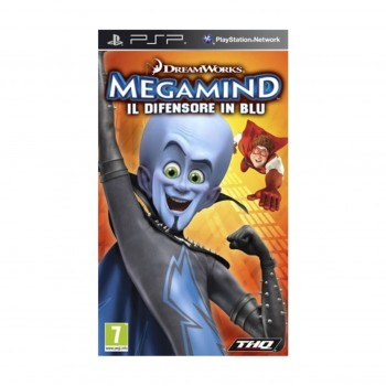 PSP Megamind in Italiano...