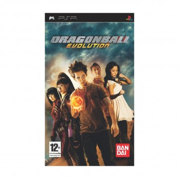 PSP Dragon Ball Evolution...